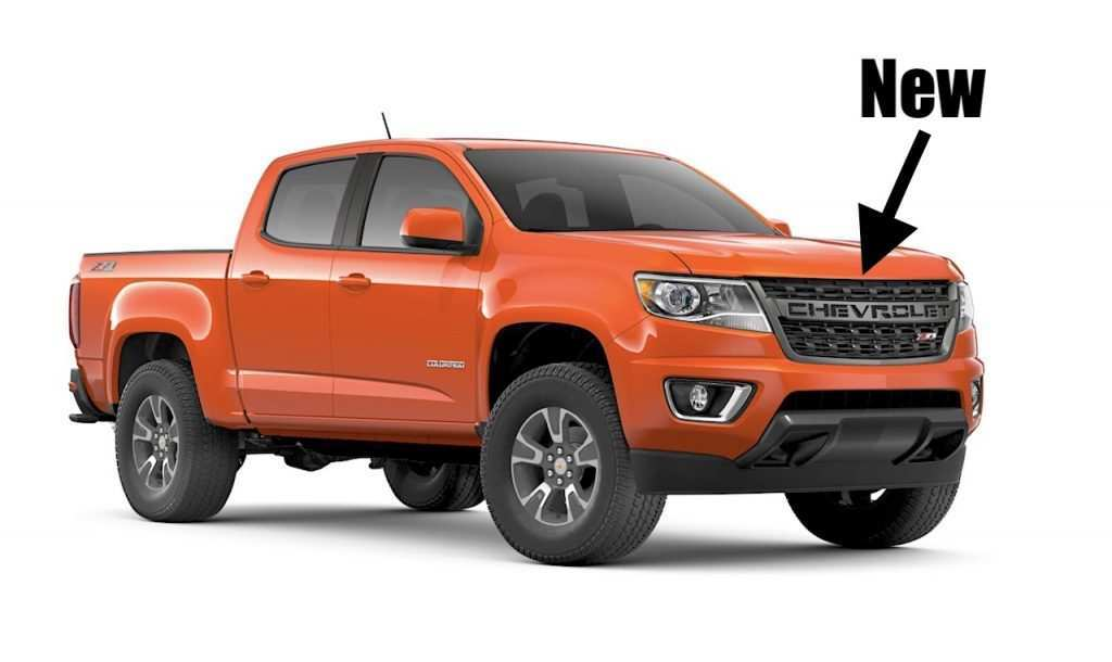 34 New 2019 Chevrolet Colorado Price And Release Date