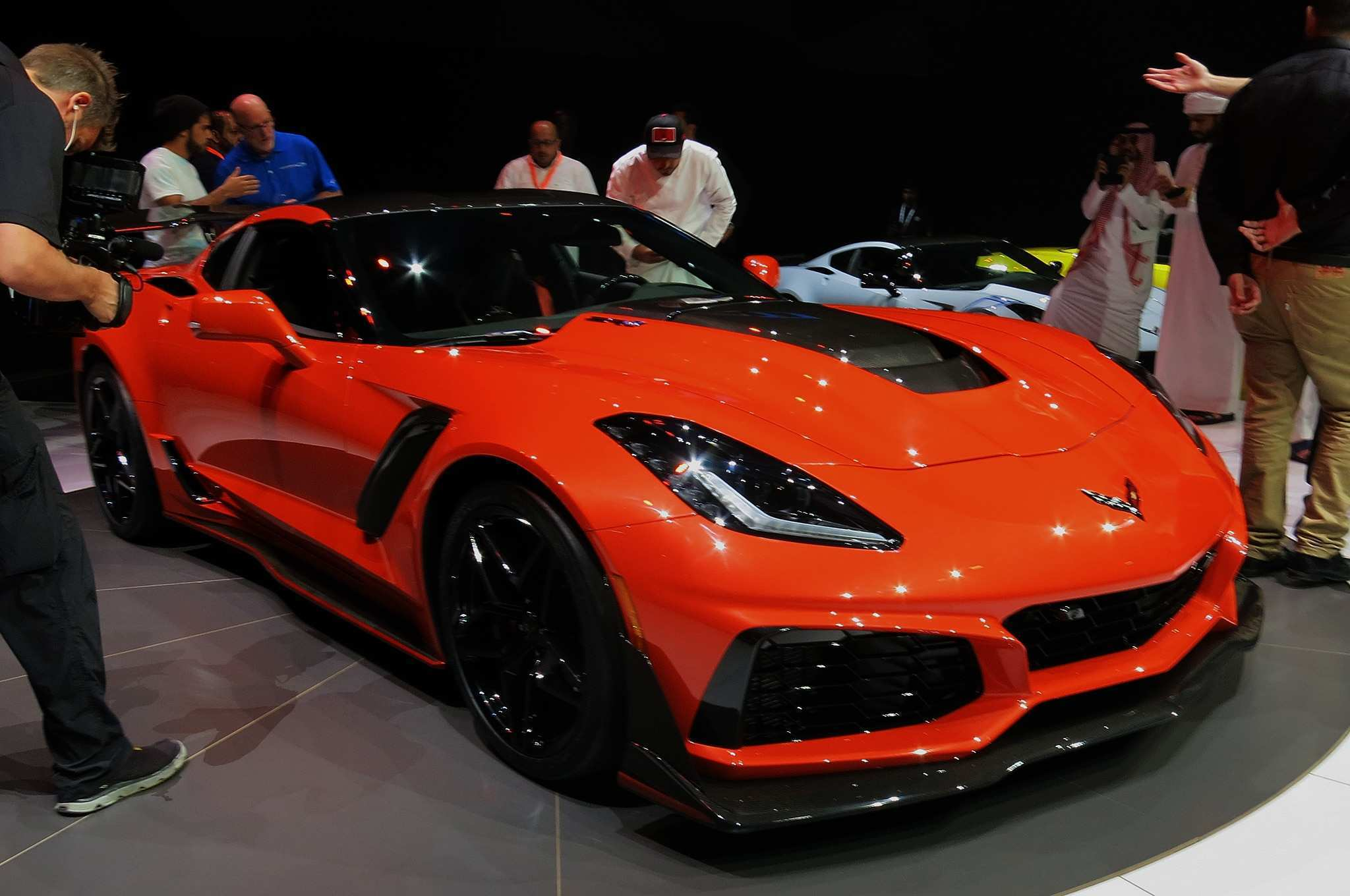 34 New 2019 Corvette Z07 Overview