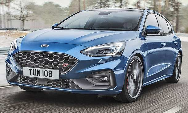 34 New 2019 Ford Focus Spy Shoot