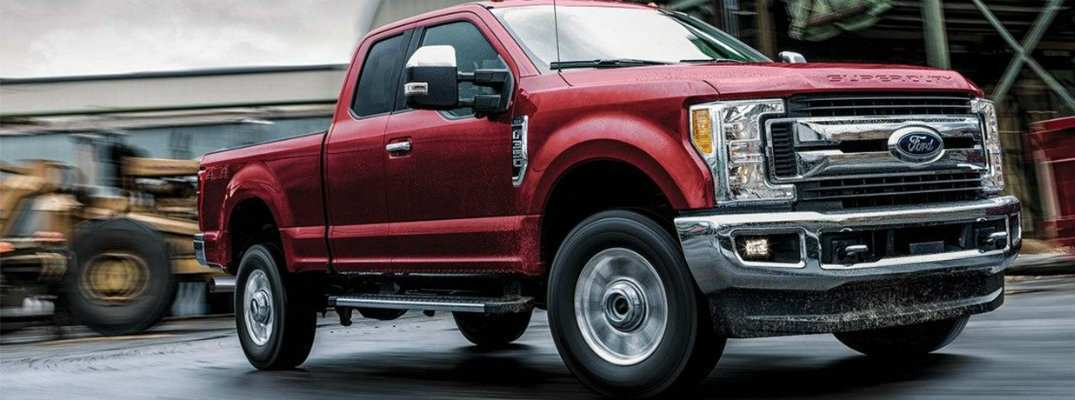 34 New 2019 Ford Super Duty Overview