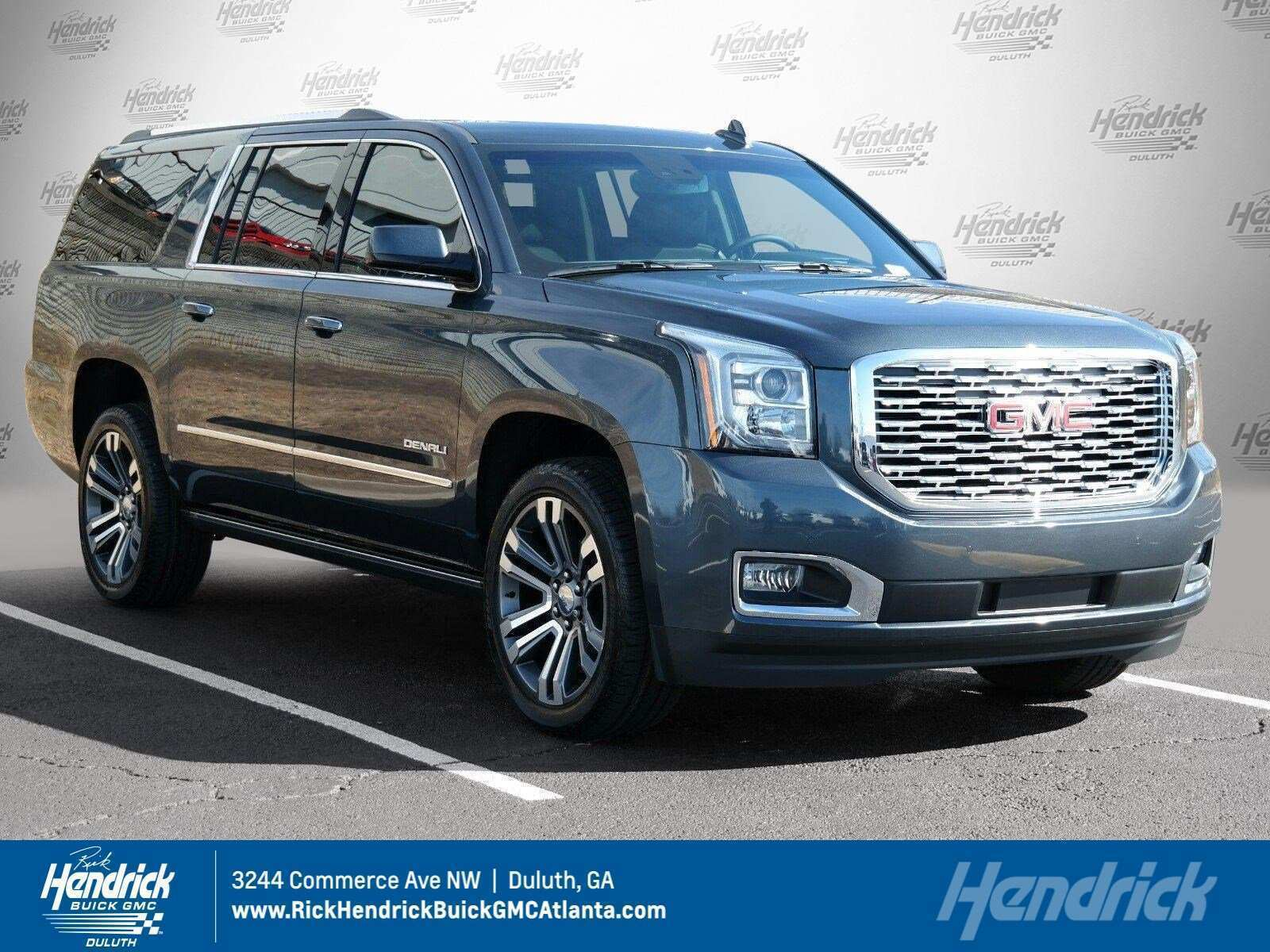 34 New 2019 GMC Yukon Denali Wallpaper