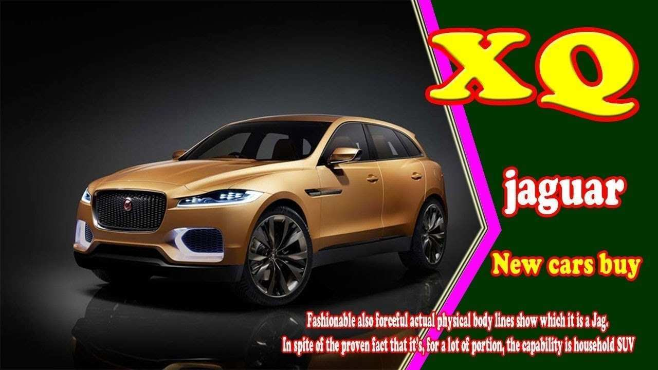 34 New 2019 Jaguar C X17 Crossover Photos