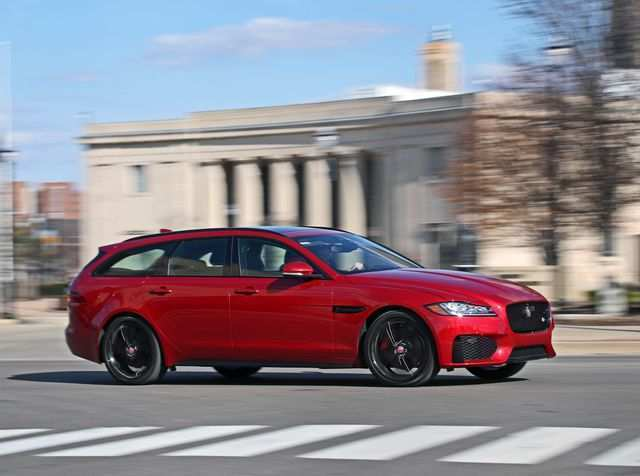 34 New 2019 Jaguar Station Wagon Spesification