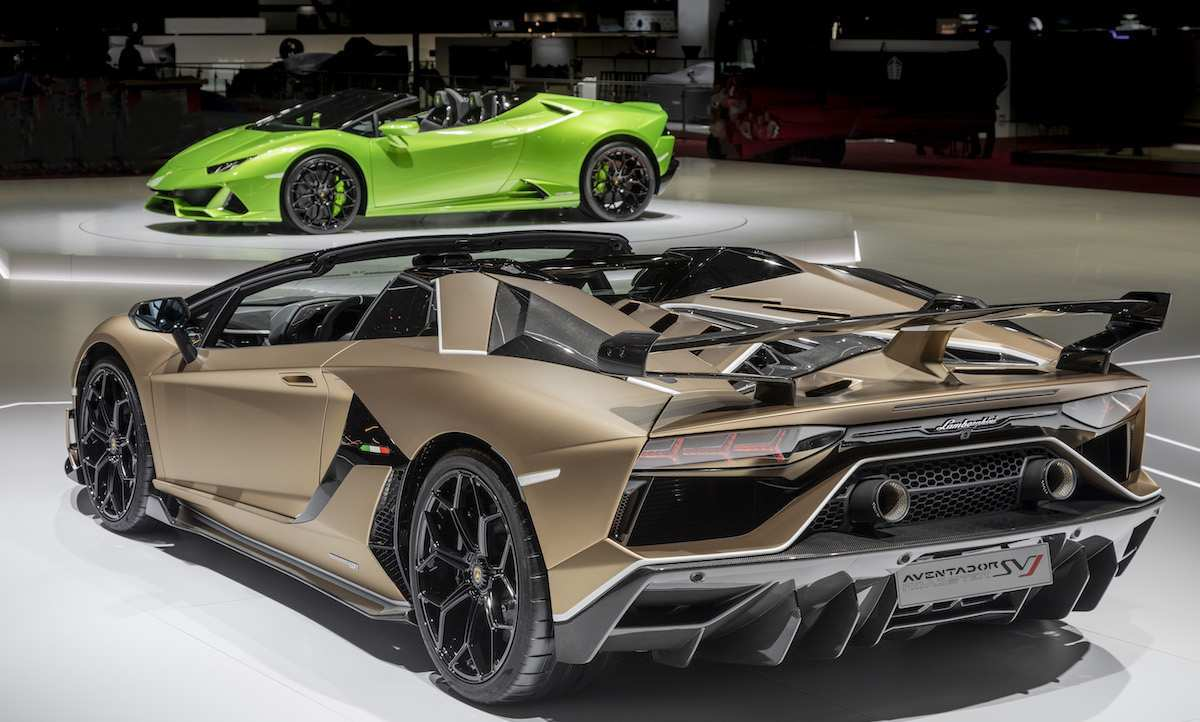 34 New 2019 Lamborghini Aventador Pricing