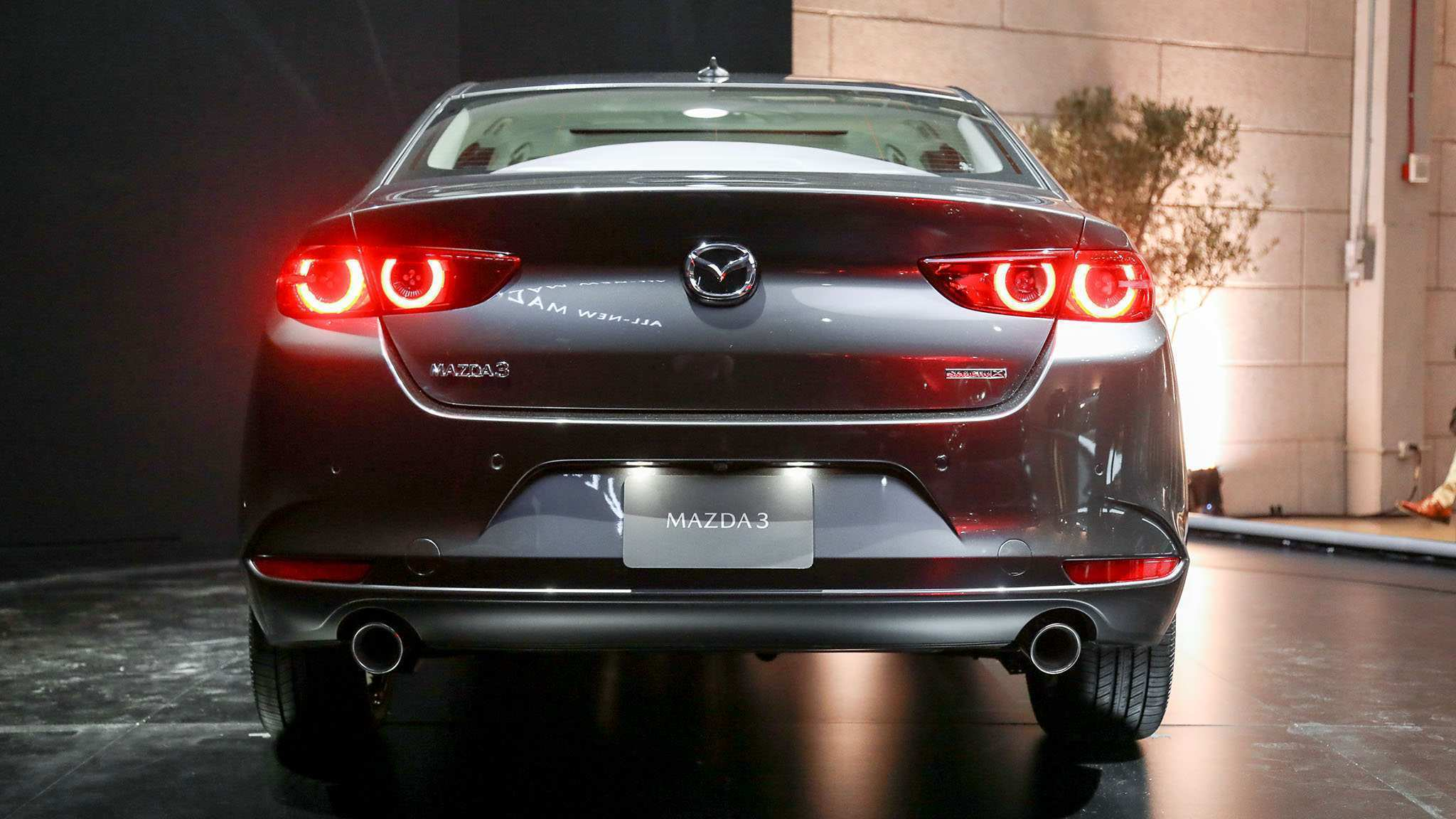 34 New 2019 Mazda 3 Sedan Specs And Review