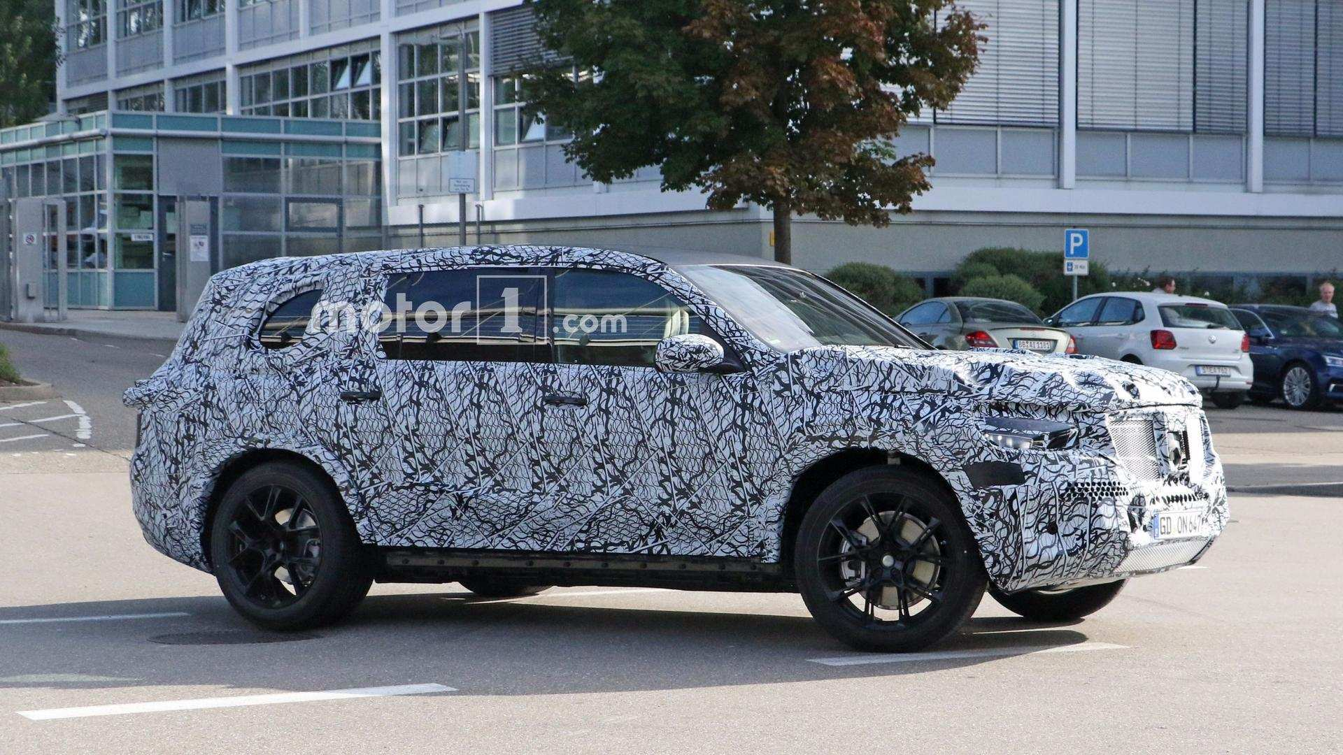 34 New 2019 Mercedes GLS Review And Release Date