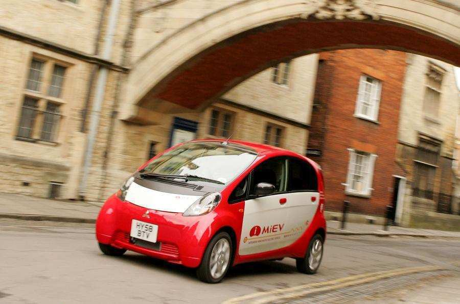 34 New 2019 Mitsubishi I MIEV Prices