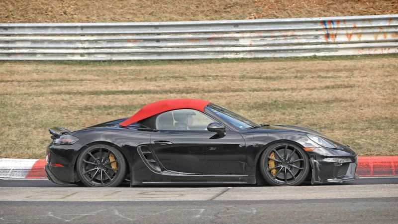 34 New 2019 Porsche Boxster Spyder Research New