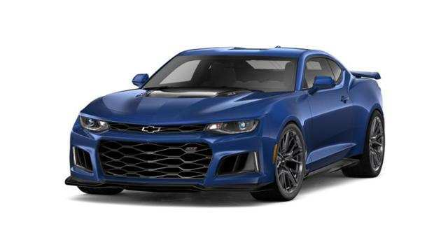 34 New 2019 The All Chevy Camaro New Concept