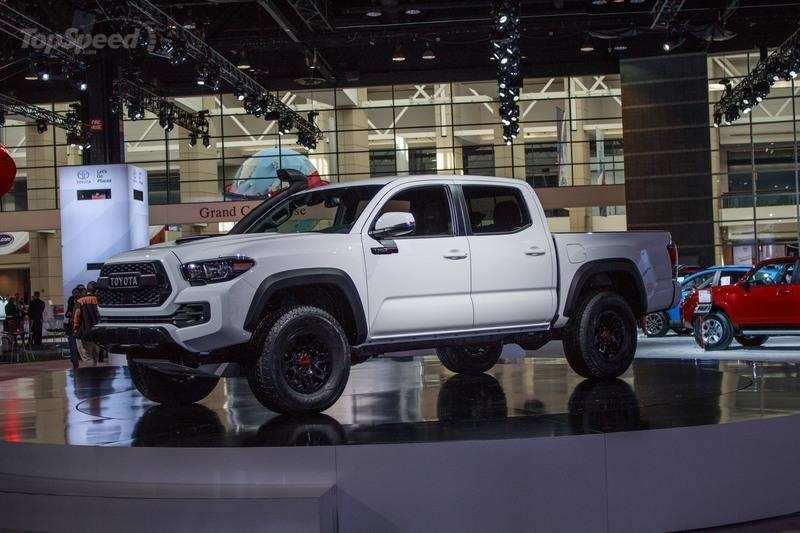34 New 2019 Toyota Tacoma Diesel Trd Pro Release Date