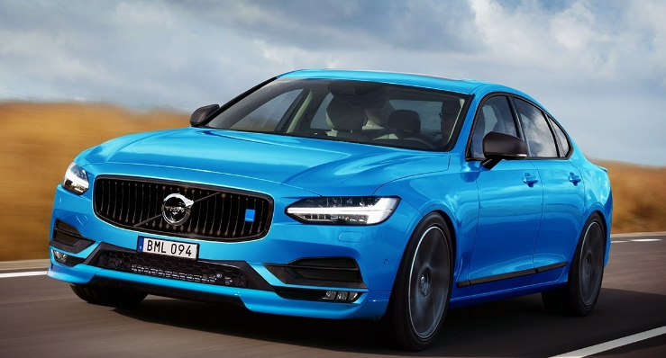 34 New 2019 Volvo S90 Review