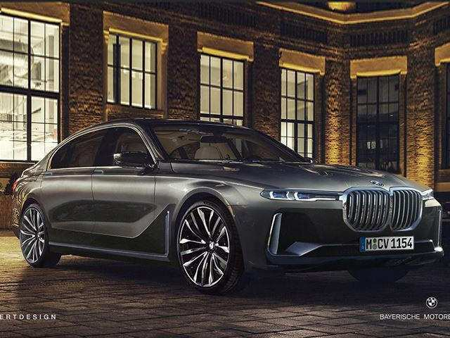 34 New 2020 BMW 7 Series Style