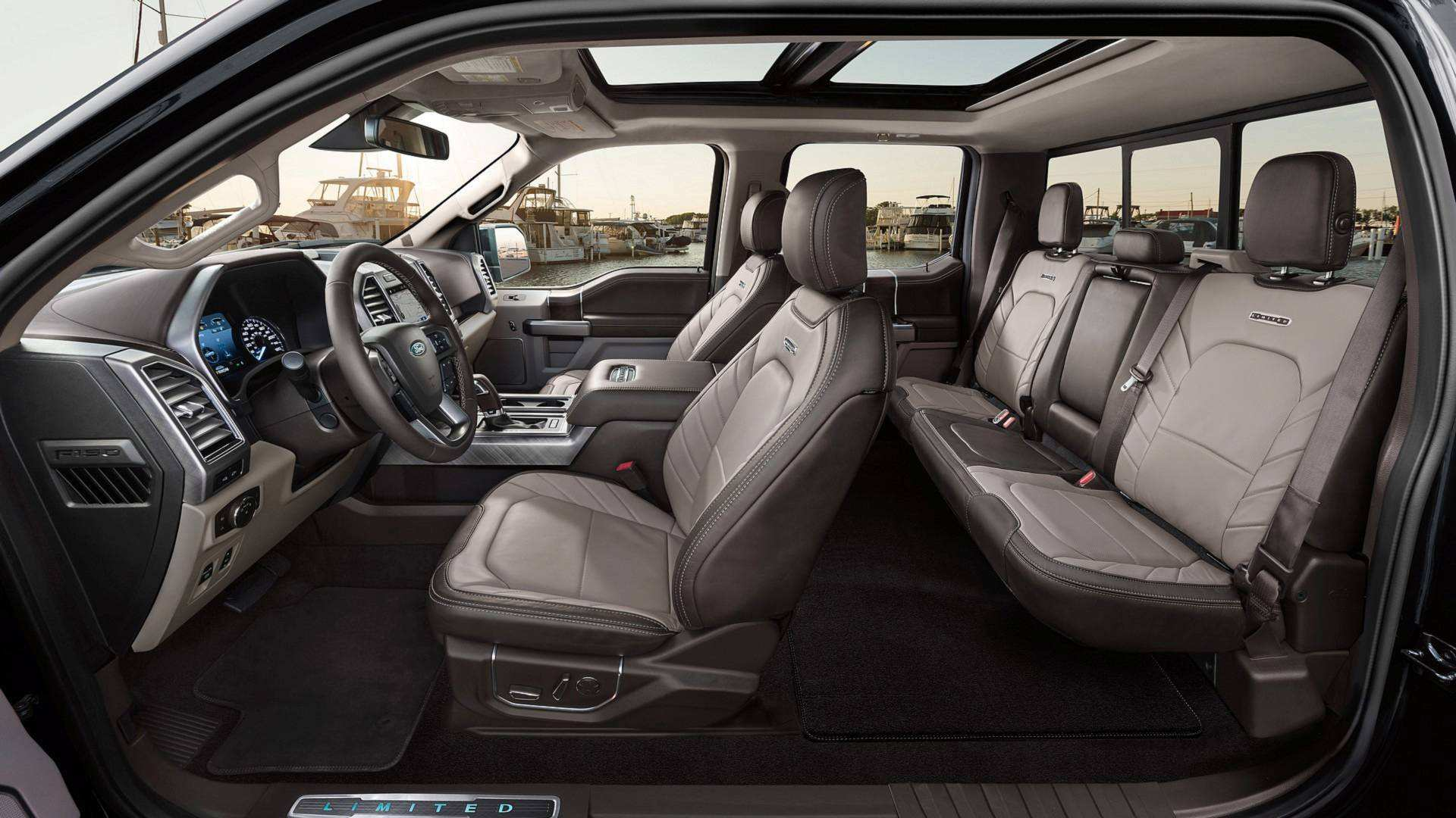 34 New 2020 Ford F 150 Interior