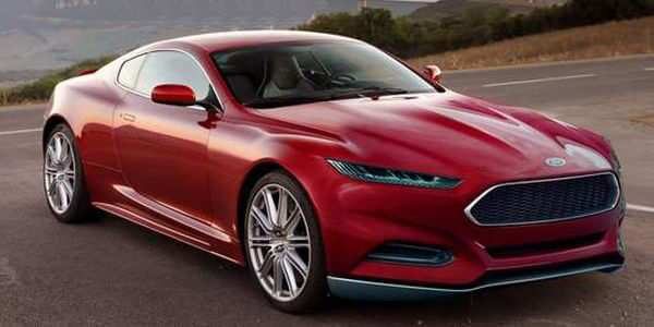34 New 2020 Ford Thunderbird Rumors