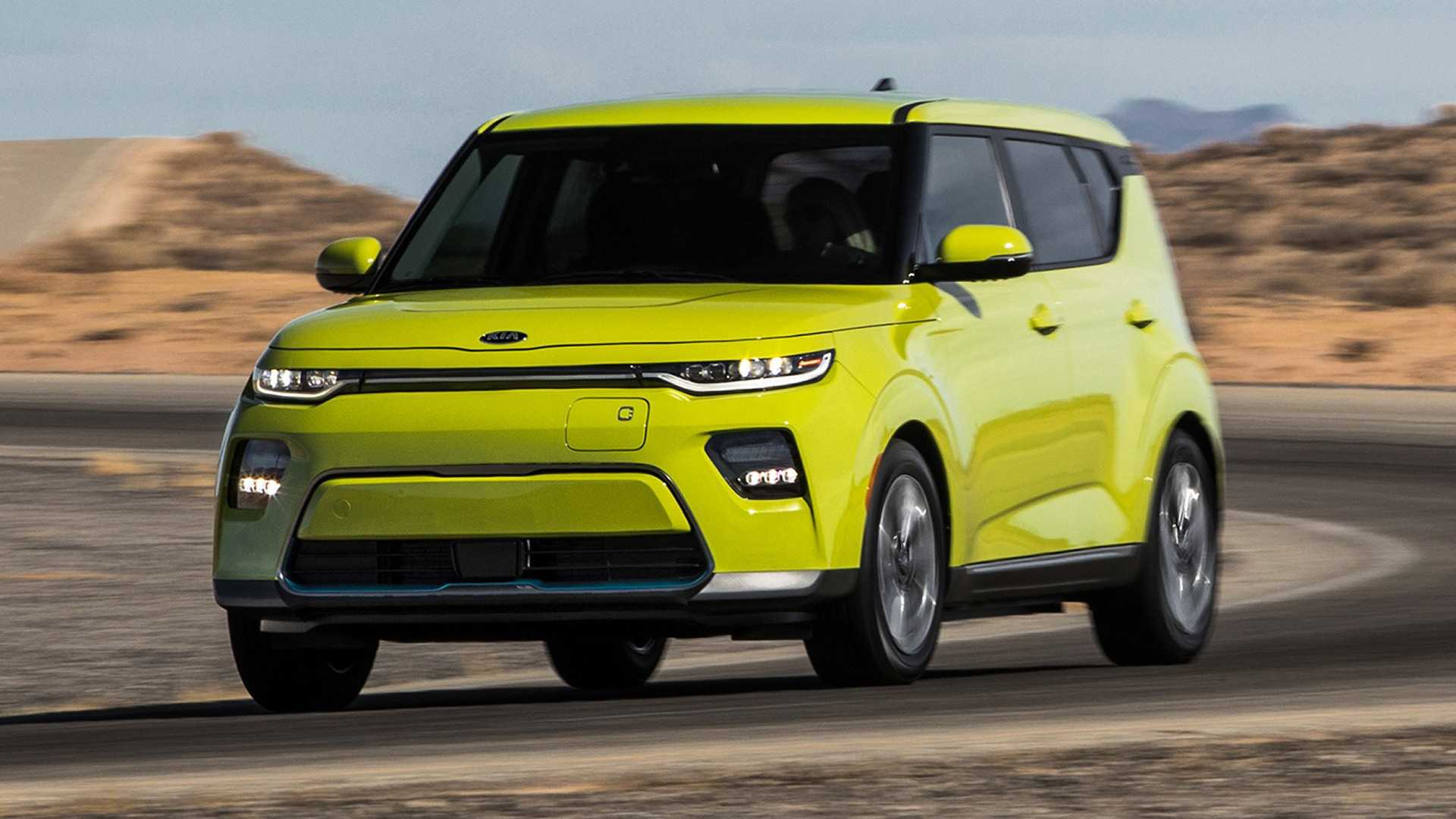34 New 2020 Kia Soul Ev Range Review