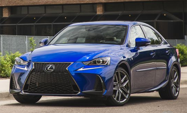 34 New 2020 Lexus IS350 Overview