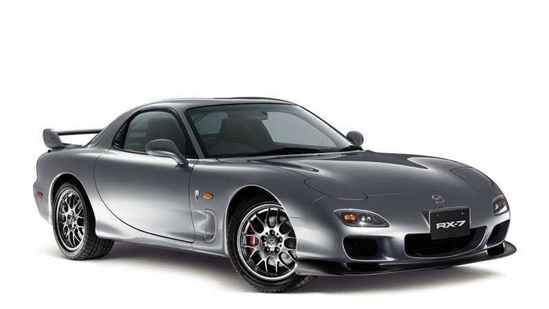 34 New 2020 Mazda RX7 Overview