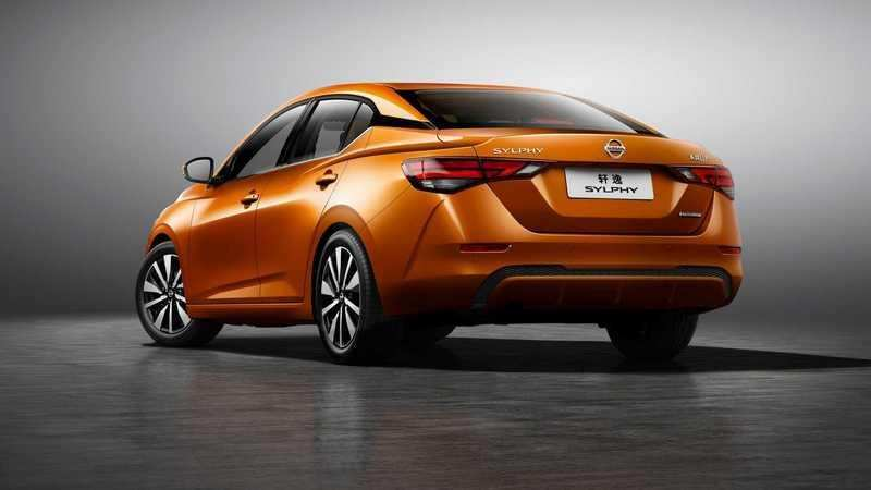 34 New 2020 Nissan Sentra Concept And Review