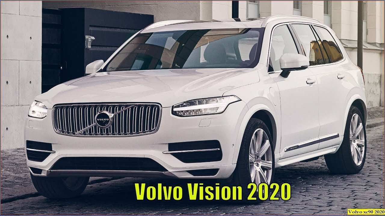 34 New 2020 Volvo XC90 New Review