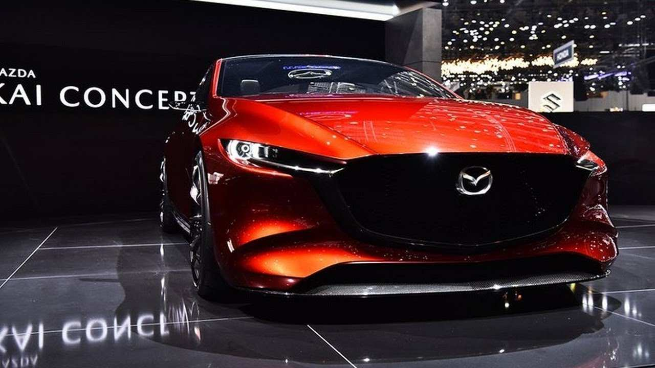 34 New Mazda Kai 2019 Redesign And Concept