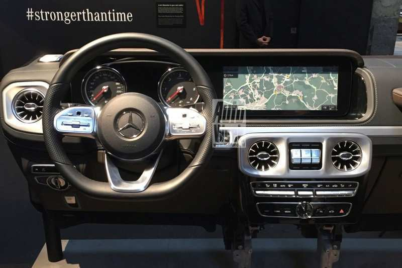 34 New Mercedes Interior 2019 Review
