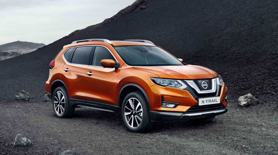 34 New Nissan X Trail 2020 Release Date And Concept