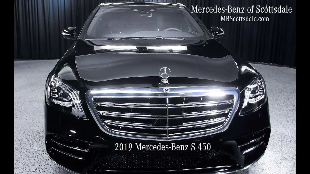 34 New S450 Mercedes 2019 New Review