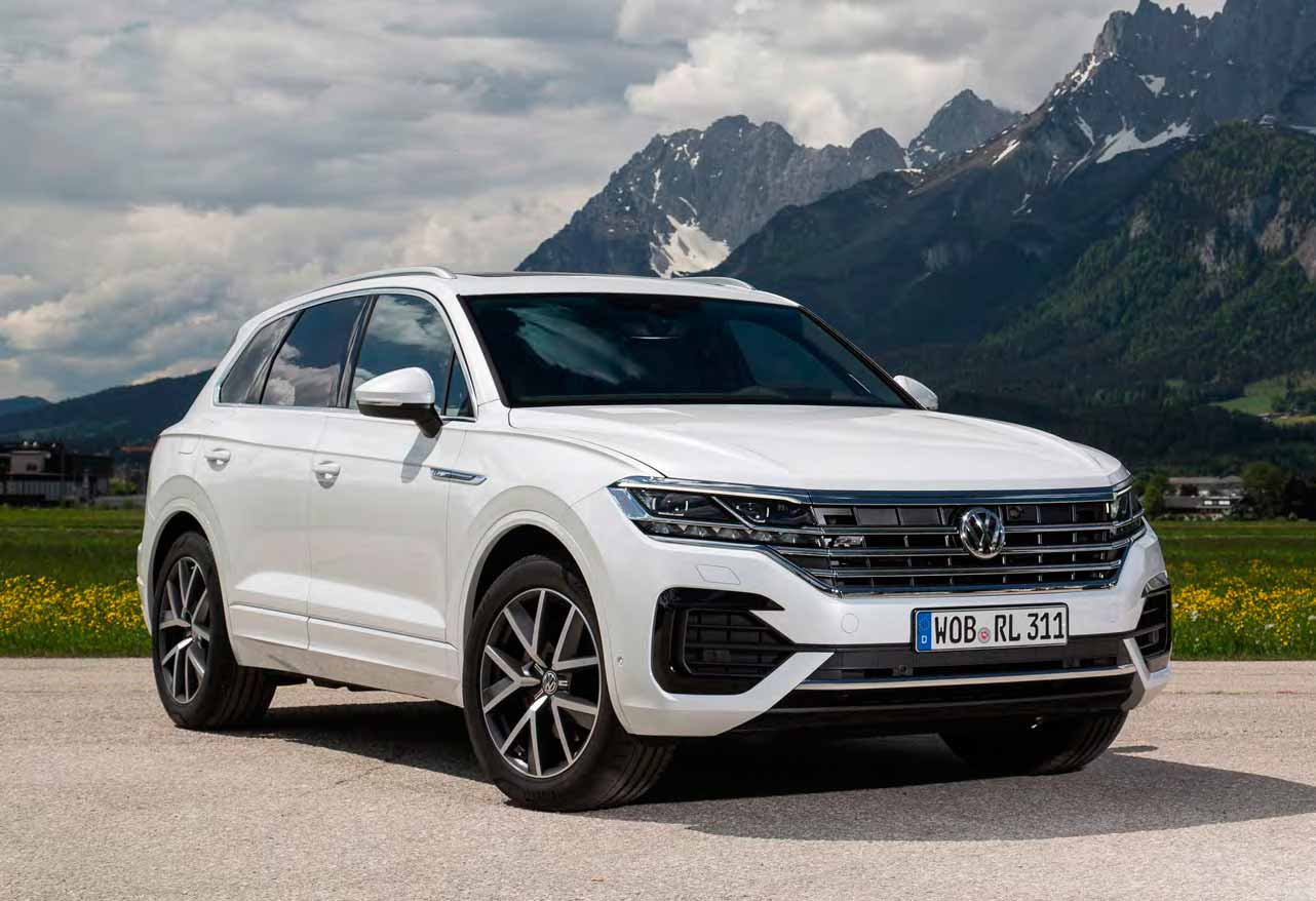 34 New Touareg Vw 2019 Pricing