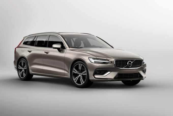 34 New Volvo 2019 Station Wagon Concept And Review