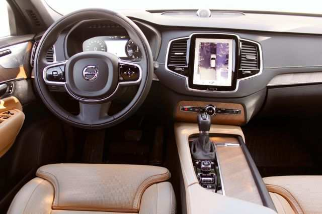 34 New Volvo Xc90 2019 Interior Photos