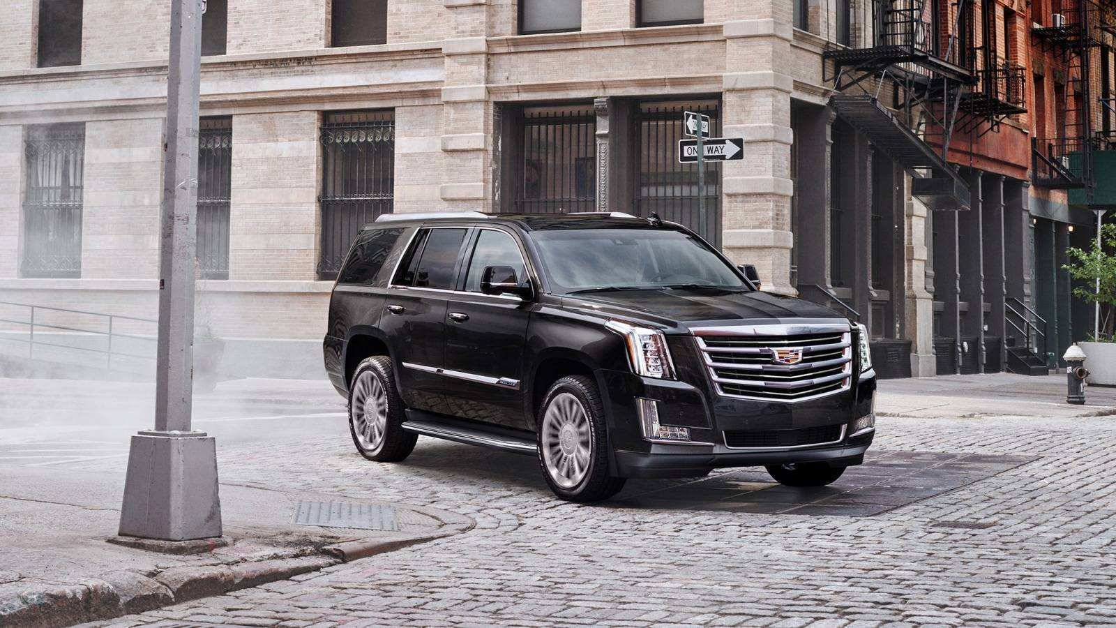 34 The 2019 Cadillac Escalade Release Date