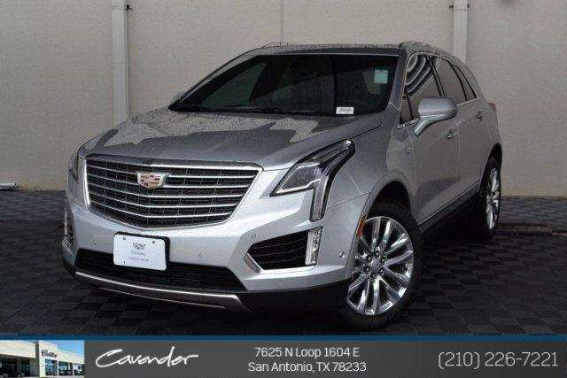 34 The 2019 Cadillac XT5 Images