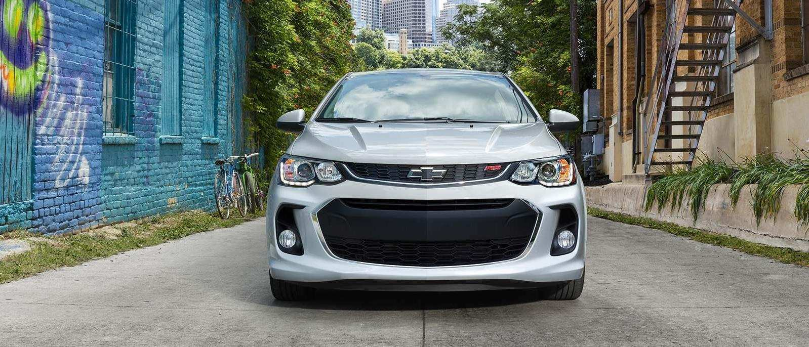 34 The 2019 Chevy Sonic Performance And New Engine