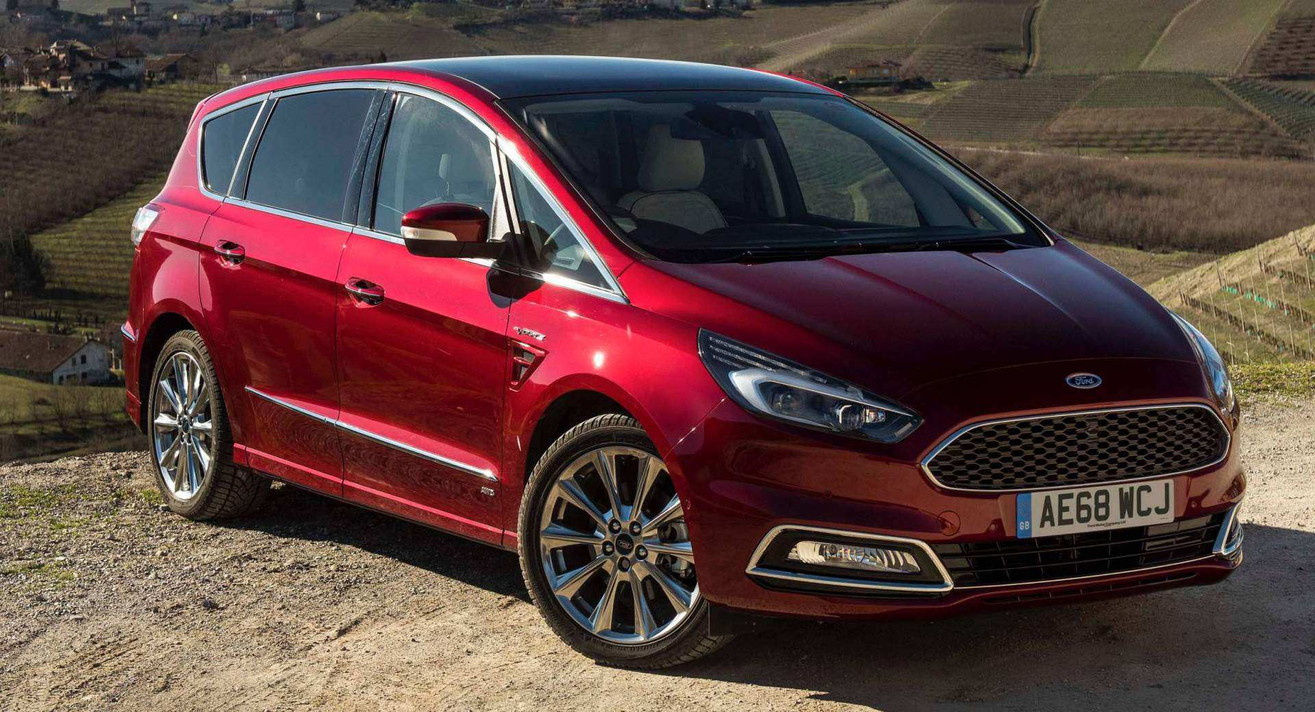 34 The 2019 Ford S Max Release Date