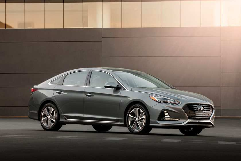 34 The 2019 Hyundai Sonata Hybrid Sport Release Date And Concept