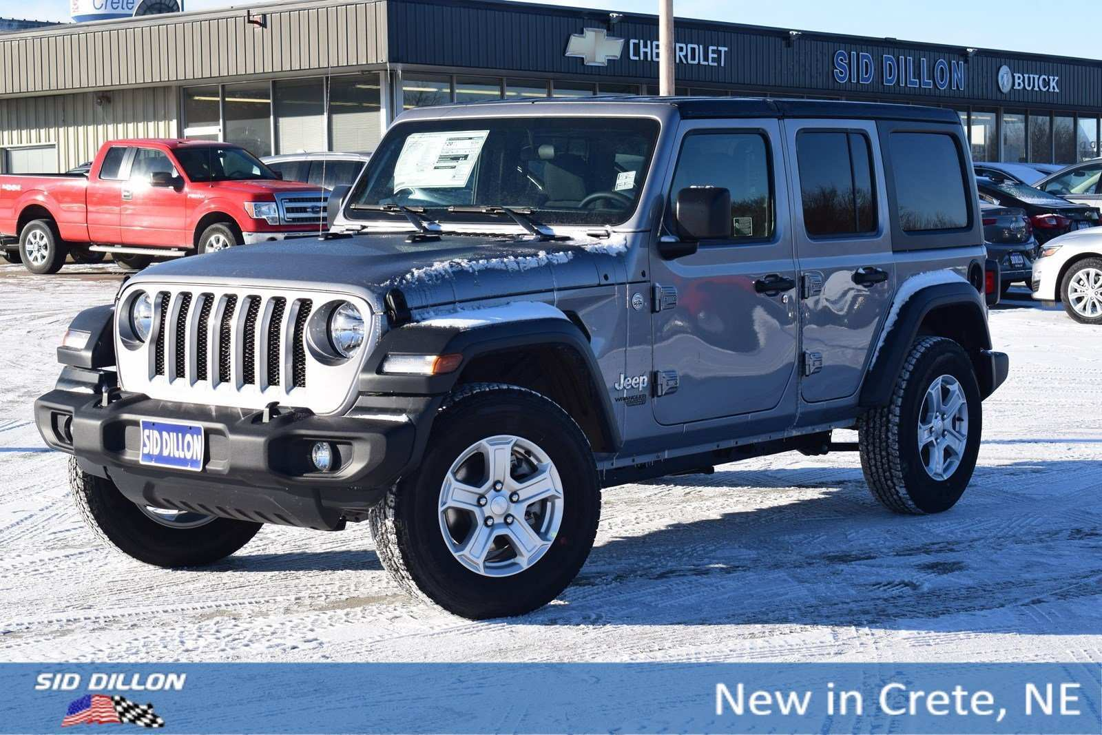 34 The 2019 Jeep Wrangler Release