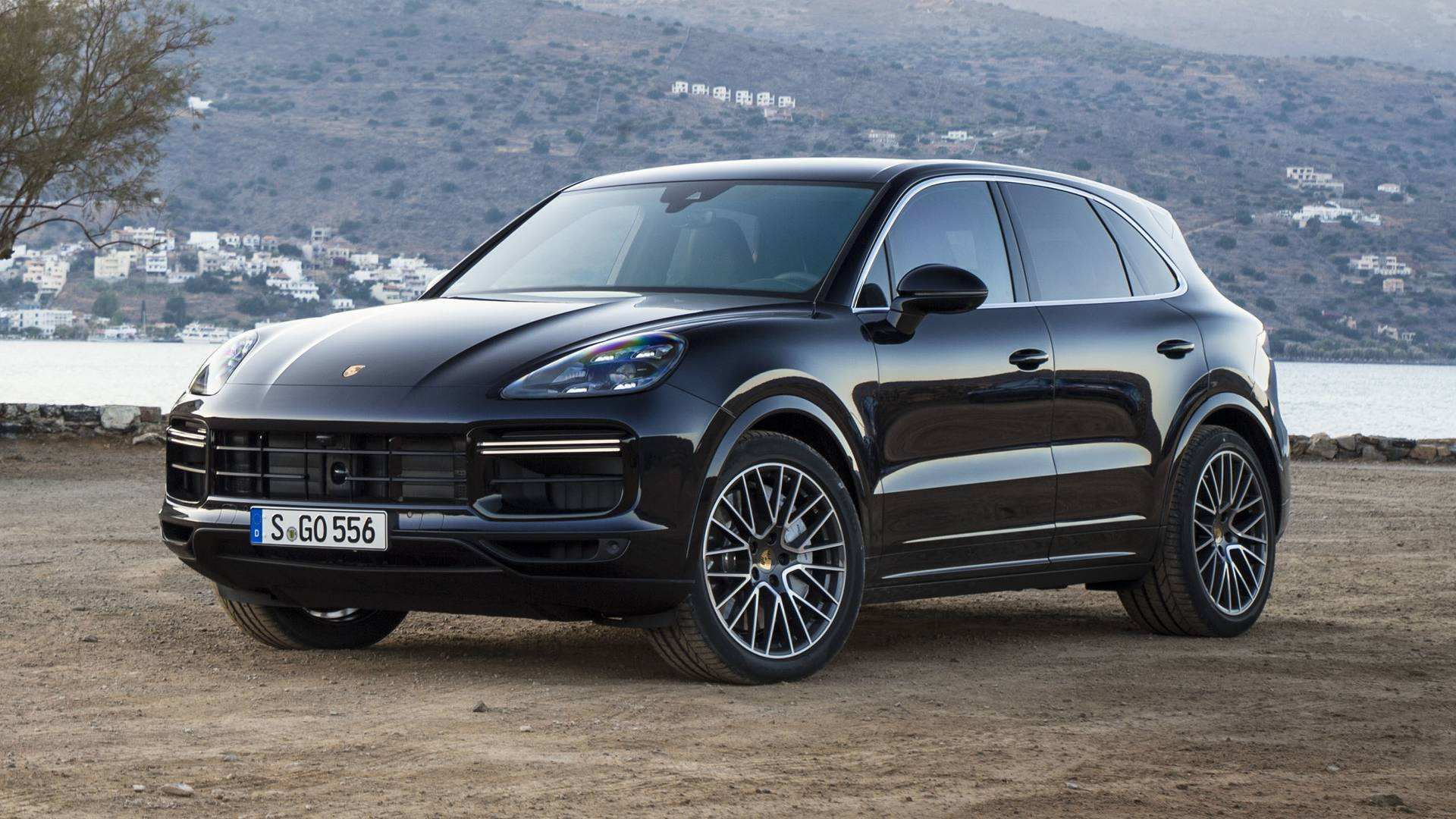 34 The 2019 Porsche Cayenne Model Review