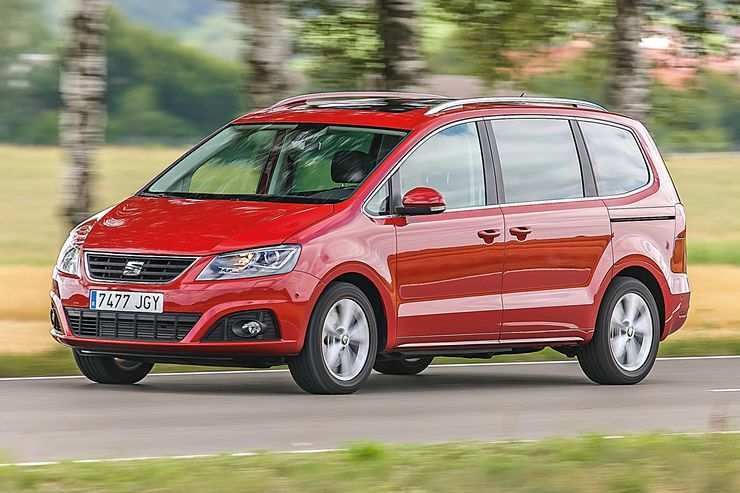 34 The 2019 Seat Alhambra Price And Release Date