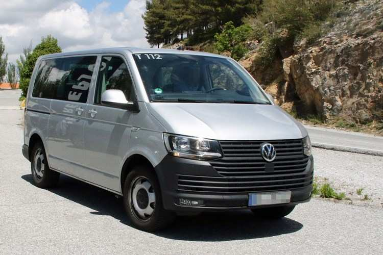 34 The 2019 VW Transporter New Concept