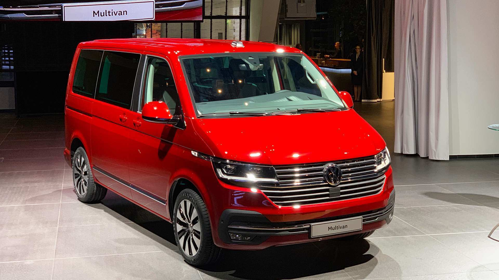 34 The 2019 Volkswagen Transporter Release Date And Concept