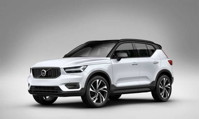 34 The 2019 Volvo Xc40 Gas Mileage Interior
