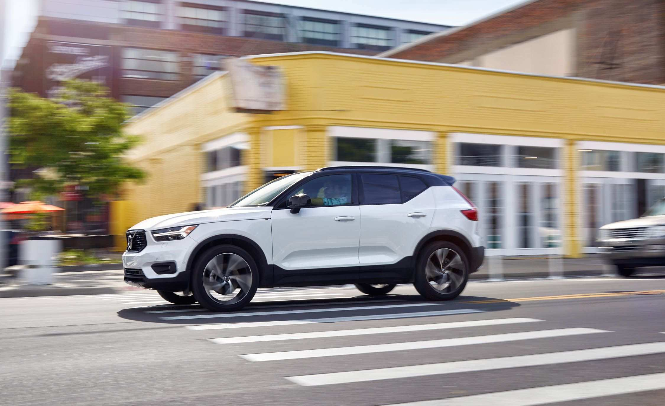 34 The 2019 Volvo Xc40 Interior Picture