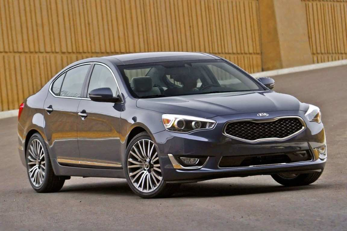 34 The 2020 All Kia Cadenza Review And Release Date