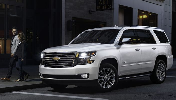 34 The 2020 Chevrolet Suburban Performance And New Engine