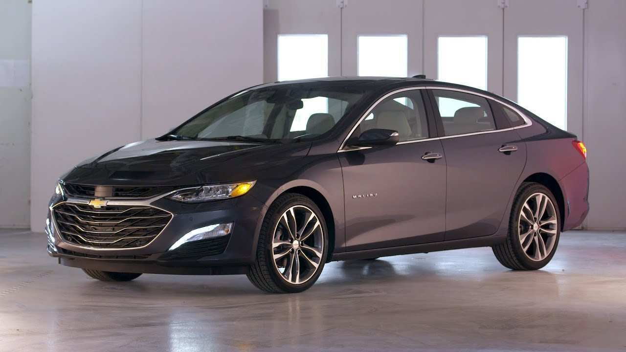 34 The 2020 Chevy Malibu Reviews