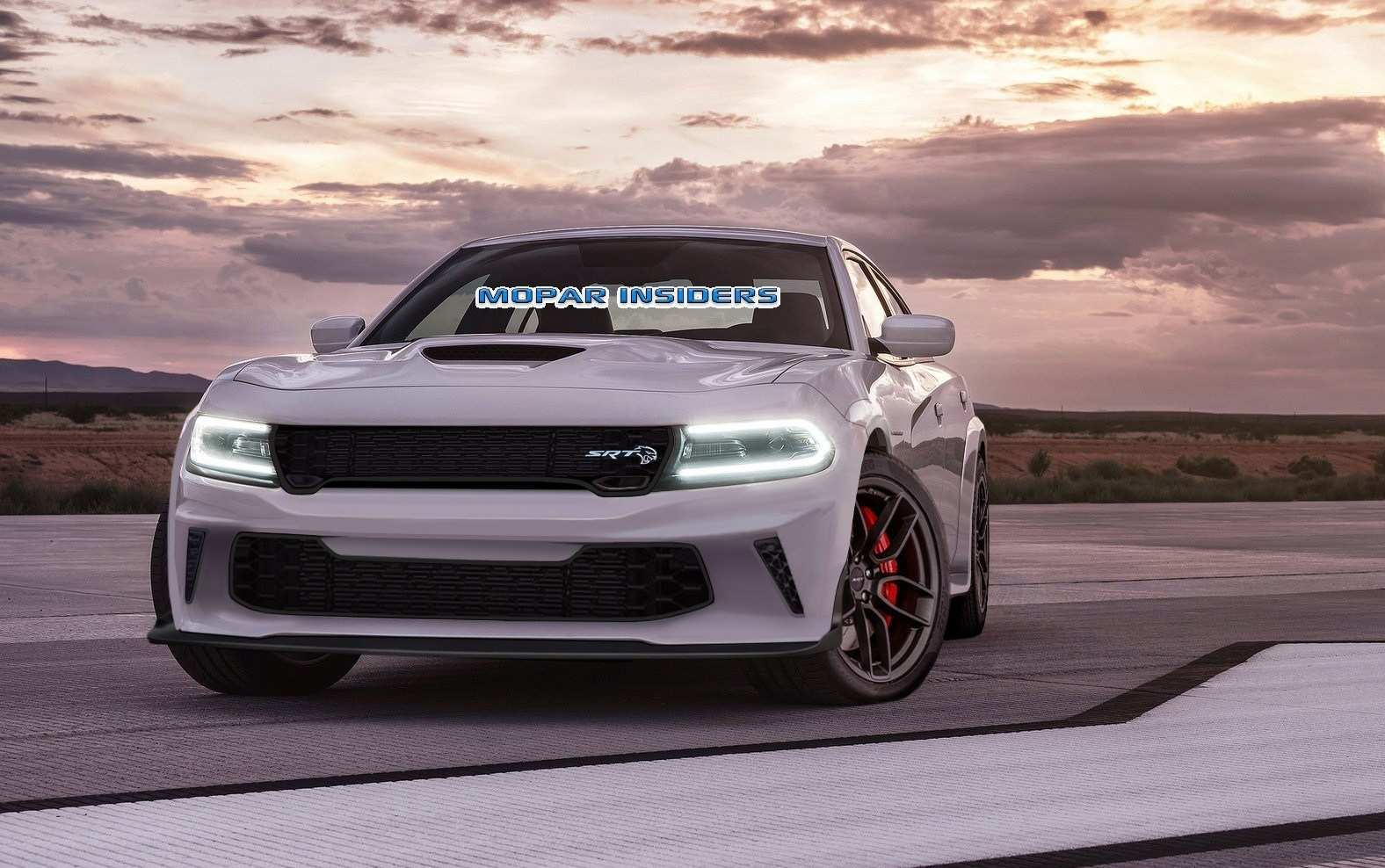 34 The 2020 Dodge Charger Concept