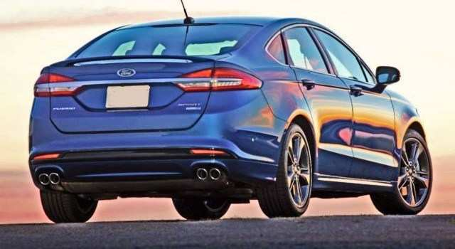 34 The 2020 Ford Fusion Specs And Review