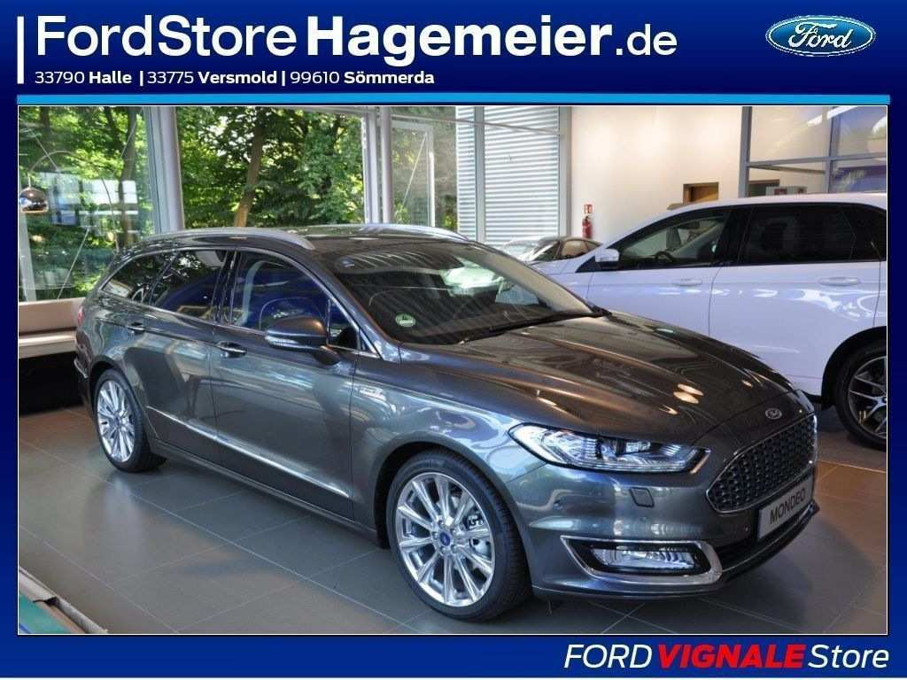 34 The 2020 Ford Mondeo Vignale New Model And Performance
