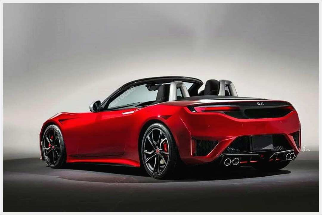 34 The 2020 Honda S2000 Redesign