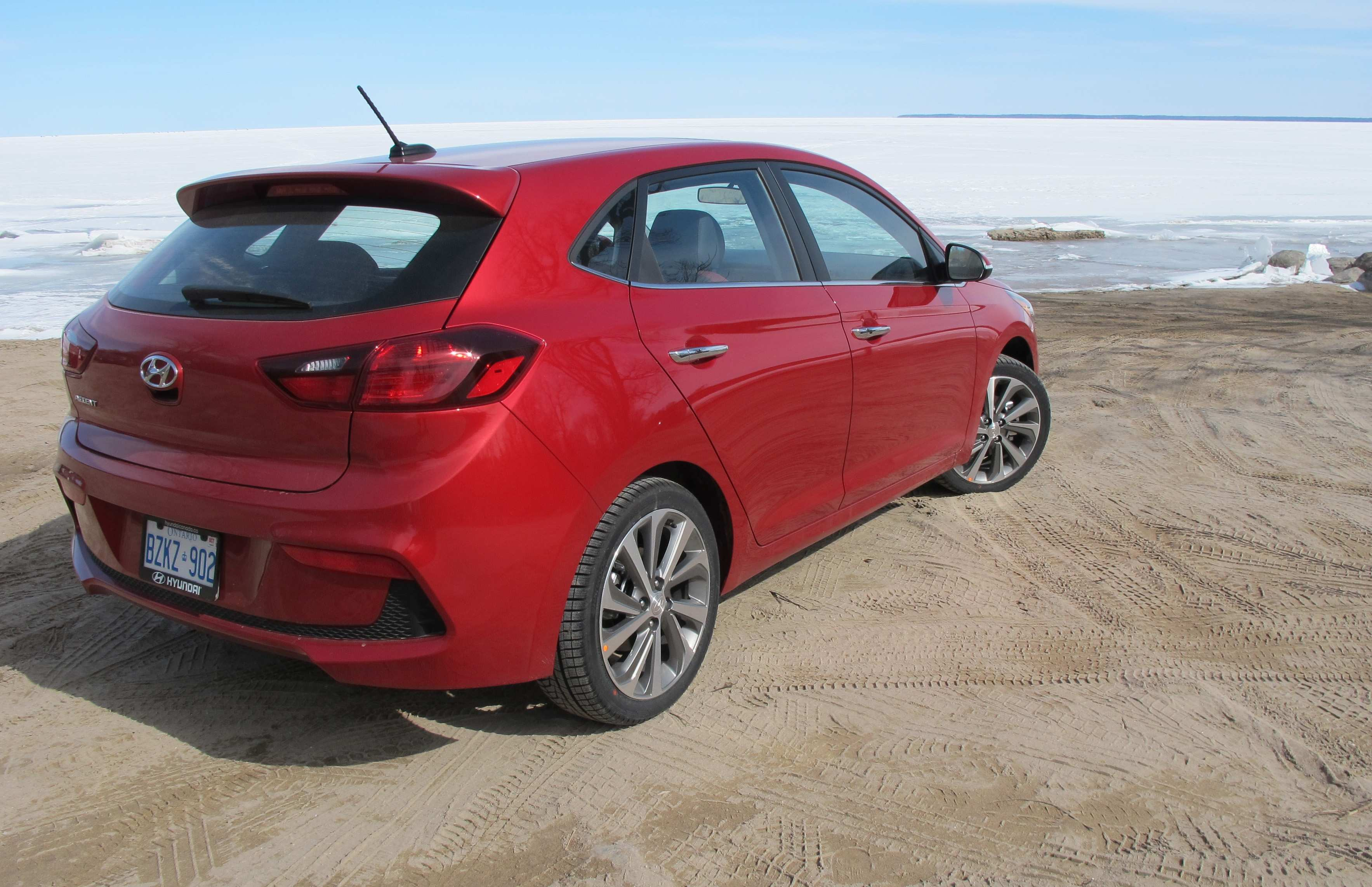 34 The 2020 Hyundai Accent New Model And Performance